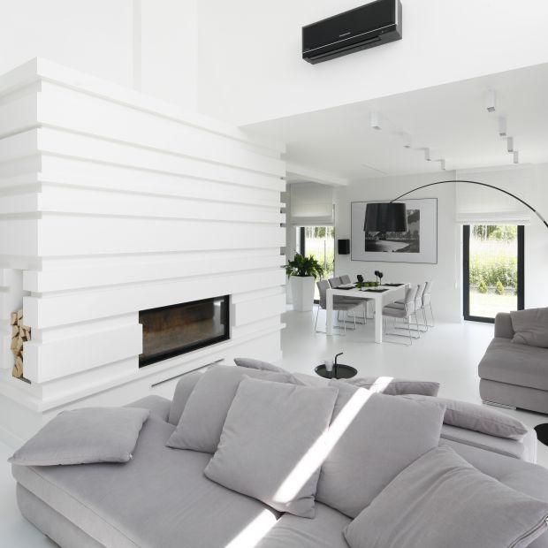 nowoczesny salon dobrzemieszkajpl