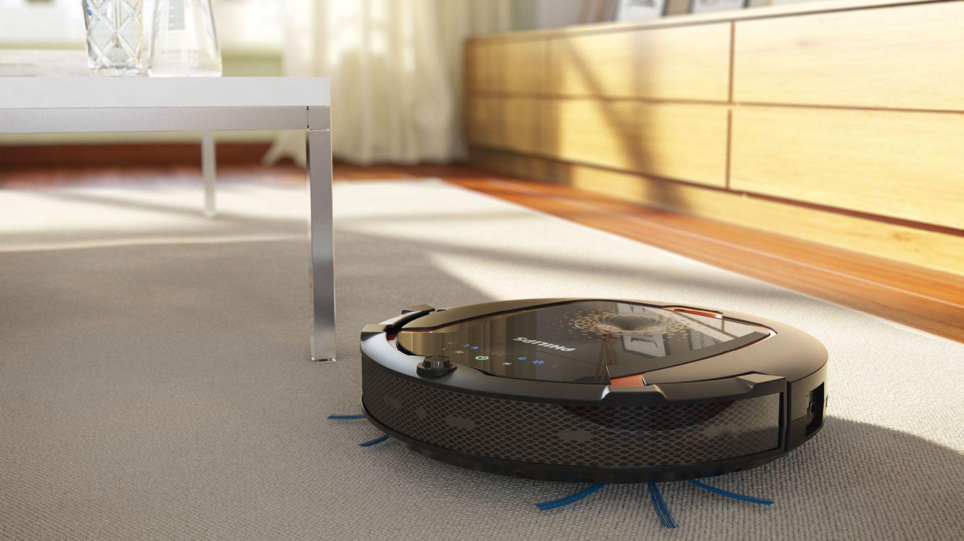 Odkurzacz Automatyczny Sprzątanie Bez Twojego Udziału