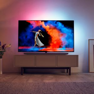 Nowy OLED 973. Fot. TV Philips