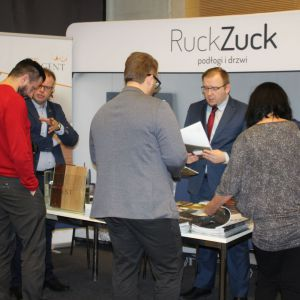 Stoisko firmy RuckZuck