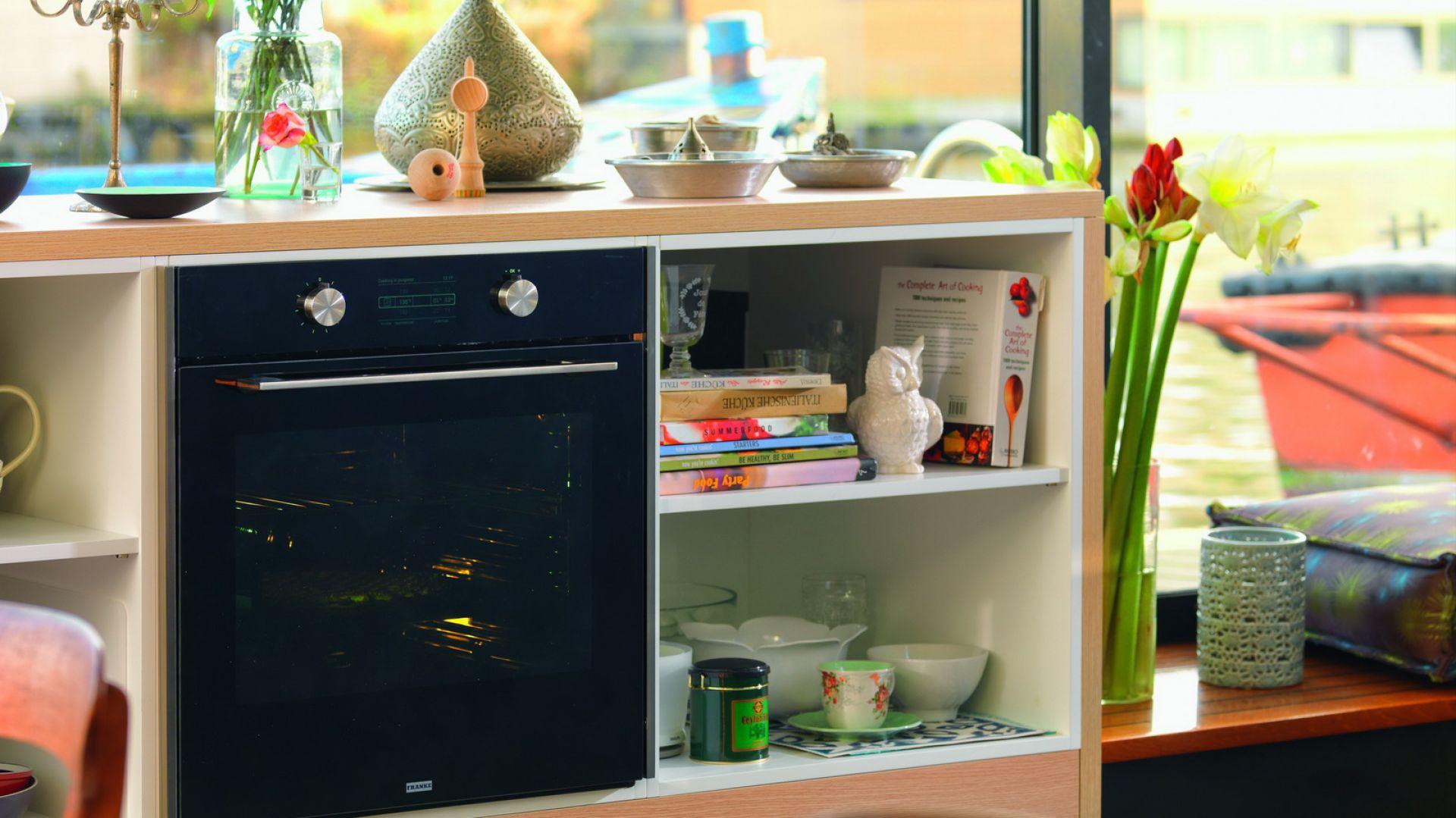 Innowacyjne piekarniki z programem Wellness. Fot. Franke