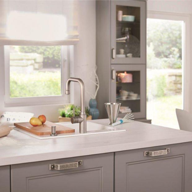 Zlewozmywak kuchenny: stal szlachetna, kompozyt czy ceramika?