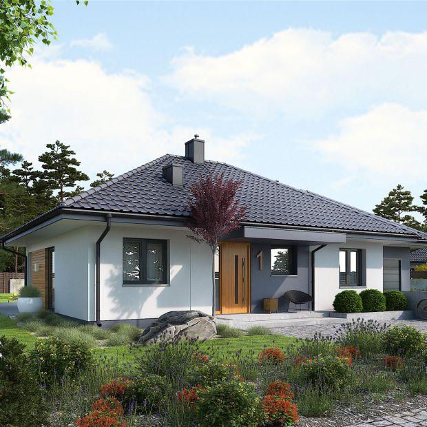 Mały dom: zobacz projekt, który zaskakuje przestronnością