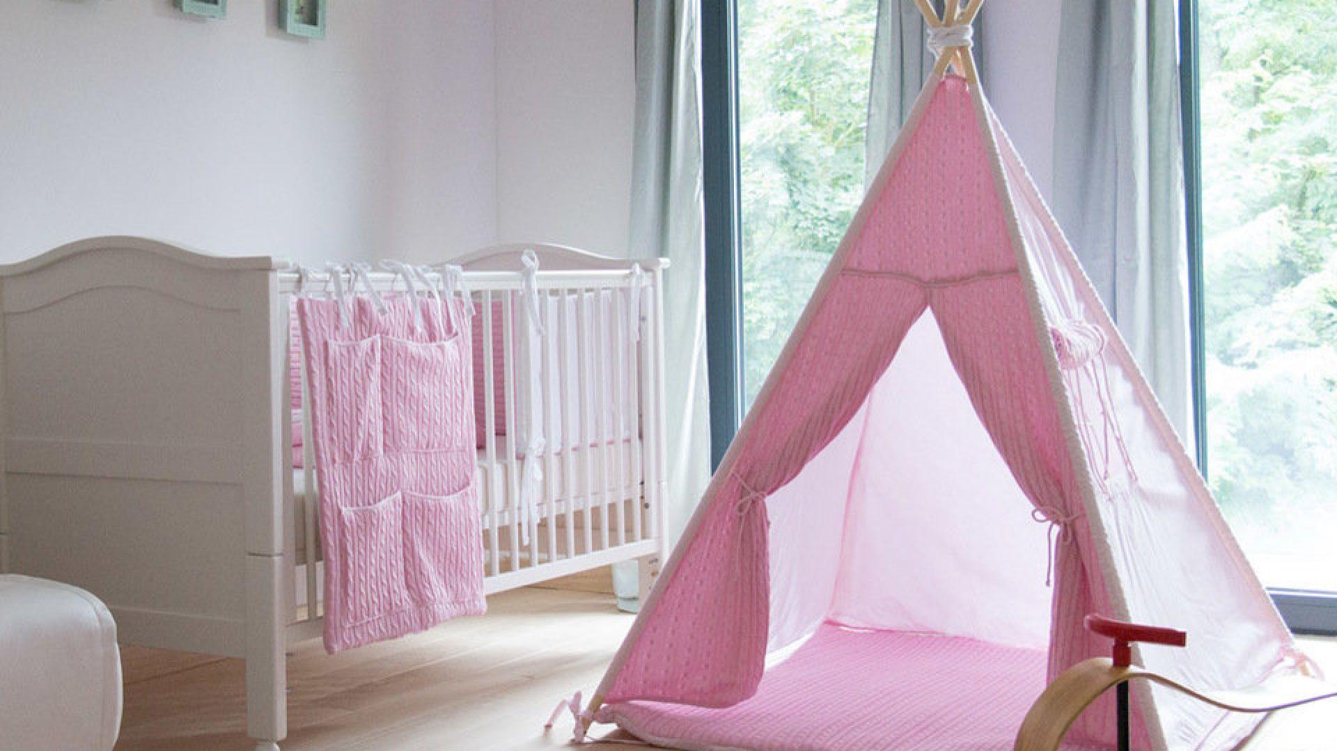 Malmo Pink Teepee. Fot. Muzpony