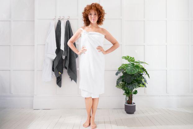 Nowości do łazienki - wyjątkowo praktyczne ręczniki