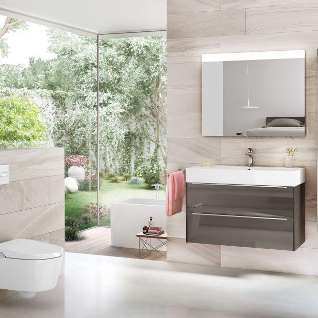 Nowe kolekcje mebli łazienkowych