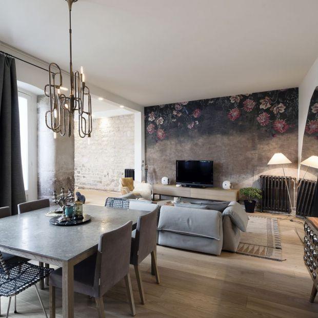 Piękny apartament w Paryżu - zobacz luksusowe wnętrze