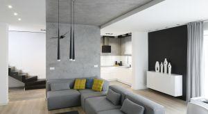 Pełne światła otwarte przestrzenie są wizytówką nowoczesnego stylu, który coraz bardziej zyskuje na popularności.