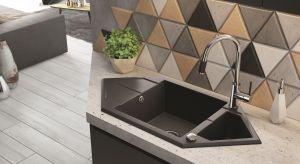 Trójkąty, heksagony, oktagony – nowoczesne kuchnie wręcz kochają geometryczne kształty.