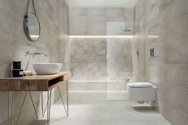 Płytki do łazienki - kolekcja inspirowana południowym klimatem