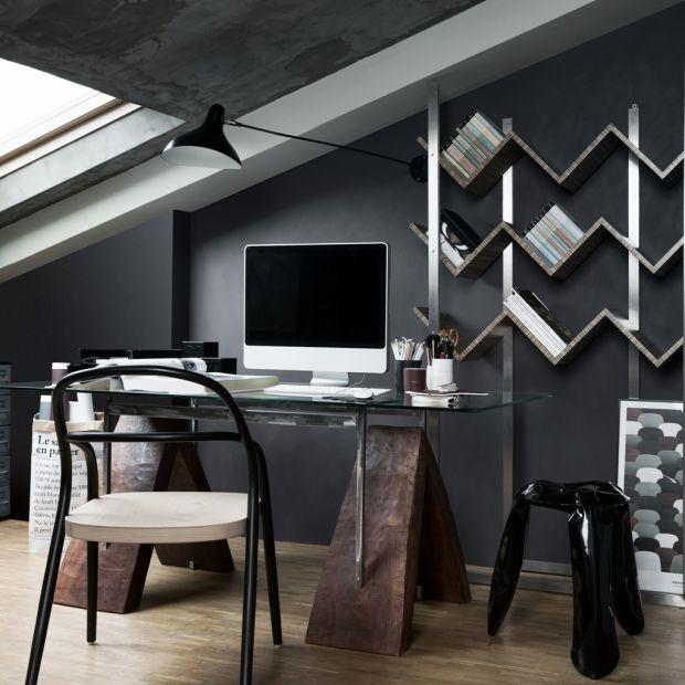 Wybieramy kolor ścian do domowego biura