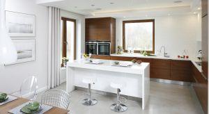 Zabudowa na jednej ścinie, narożna typu L, a może z wyspą lub półwyspem? Zobaczcie jak można zaprojektować meble do kuchni.