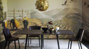 Przemawiający do wyobraźni krajobraz, egzotyczne zwierzęta, czy też idylliczny ogród. Tak wygląda świat kreowany przez markę luksusowych tapet Misha Wallpaper.