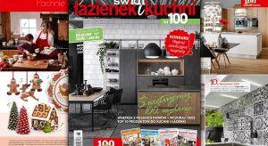 """Nowy, 100. numer magazynu """"Świata Łazienek i Kuchni"""" już w sprzedaży."""