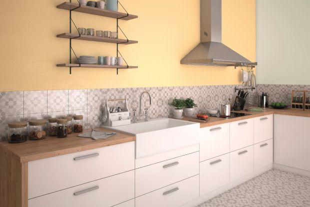 Kuchnia ze smakiem - dopasuj kolory mebli i ścian