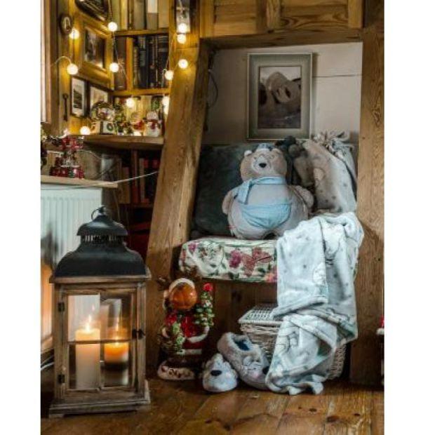 Przygotuj dom na zimę - miękkie i przytulne dodatki