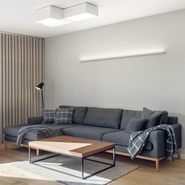 Dwupoziomowy apartament w Gdańsku
