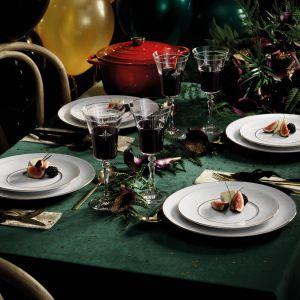 Aranżacja stołu: serwis Diamond. Fot. Fyrklӧvern