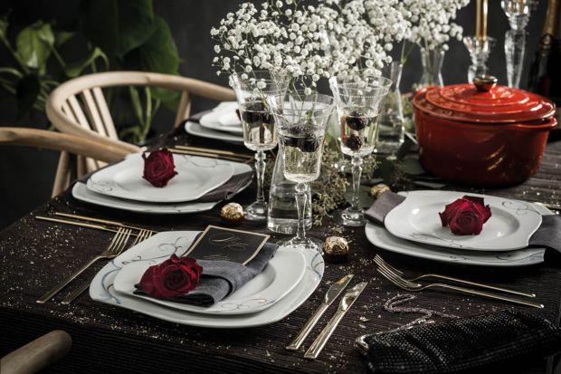 Piękny stół - stylowe aranżacje na Andrzejki