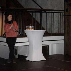 Studio Dobrych Rozwiązań w Rzeszowie. Na zdjęciu: Agnieszka Golub, key account manager, marke Ruke. Fot. Katarzyna Masłowska