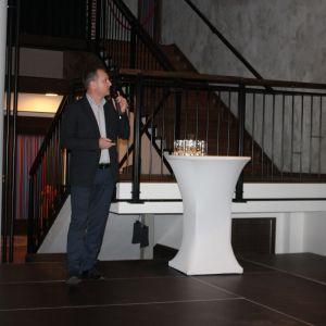 Studio Dobrych Rozwiązań w Rzeszowie. Na zdjęciu: Dariusz Jędrzejczak, szef działu handlowego w firmie Mochnik. Fot. Katarzyna Masłowska