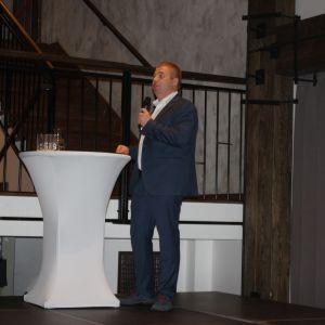Studio Dobrych Rozwiązań w Rzeszowie. Na zdjęciu:  Konrad Bielecki, Lokalny Dystrybutor Fibaro Rzeszów. Fot. Katarzyna Masłowska