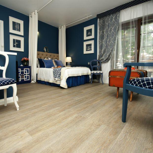 Nadmorski apartament w stylu Hamptons