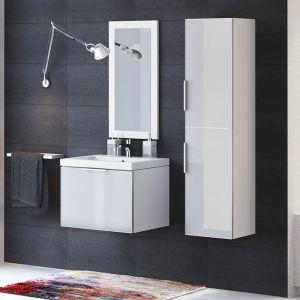 Aranżacja łazienki: piękna i praktyczna. Meble łazienkowe z serii Stillo. Fot. Cersanit