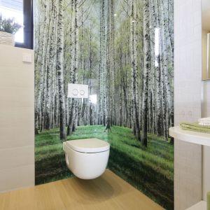 Aranżacja łazienki: praktyczne i piękne rozwiązania. Projekt: Renata Modrzyńska-Kasiak. Fot. Bartosz Jarosz