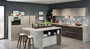 Półwysep to popularne rozwiązanie w aranżacjach małych mieszkań i aneksach kuchennych.