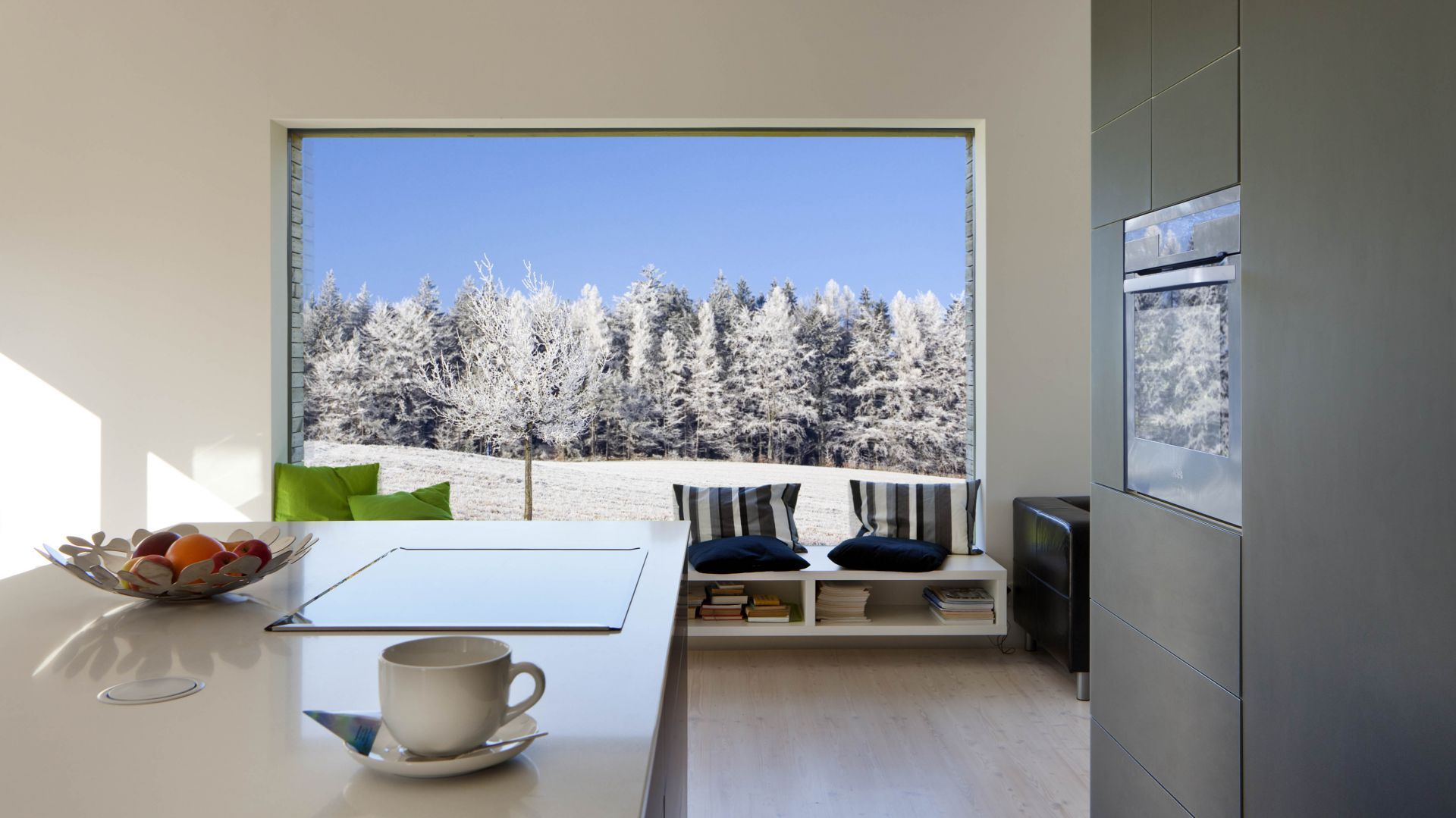 Zimowe inspiracje. Fot. Technistone