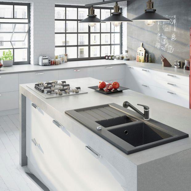 Zlewozmywaki do nowoczesnych kuchni