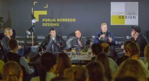 Ewolucja wzornictwa. Czy ogranicza nas tylko wyobraźnia? - tak brzmiał temat jednej z sesji dyskusyjnych Forum Dobrego Designu.