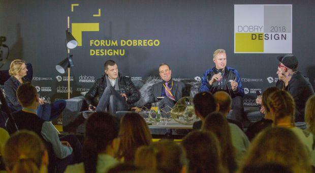 V Forum Dobrego Designu: sesja Ewolucja wzornictwa - czy ogranicza nas tylko wyobraźnia?