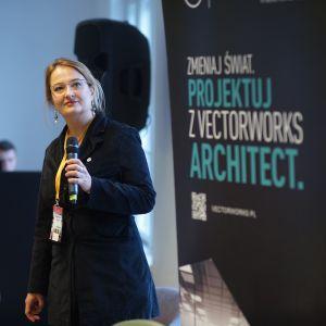 Forum Dobrego Designu: oprogramowanie przyjazne architektom. Fot. Tomasz Wawer.