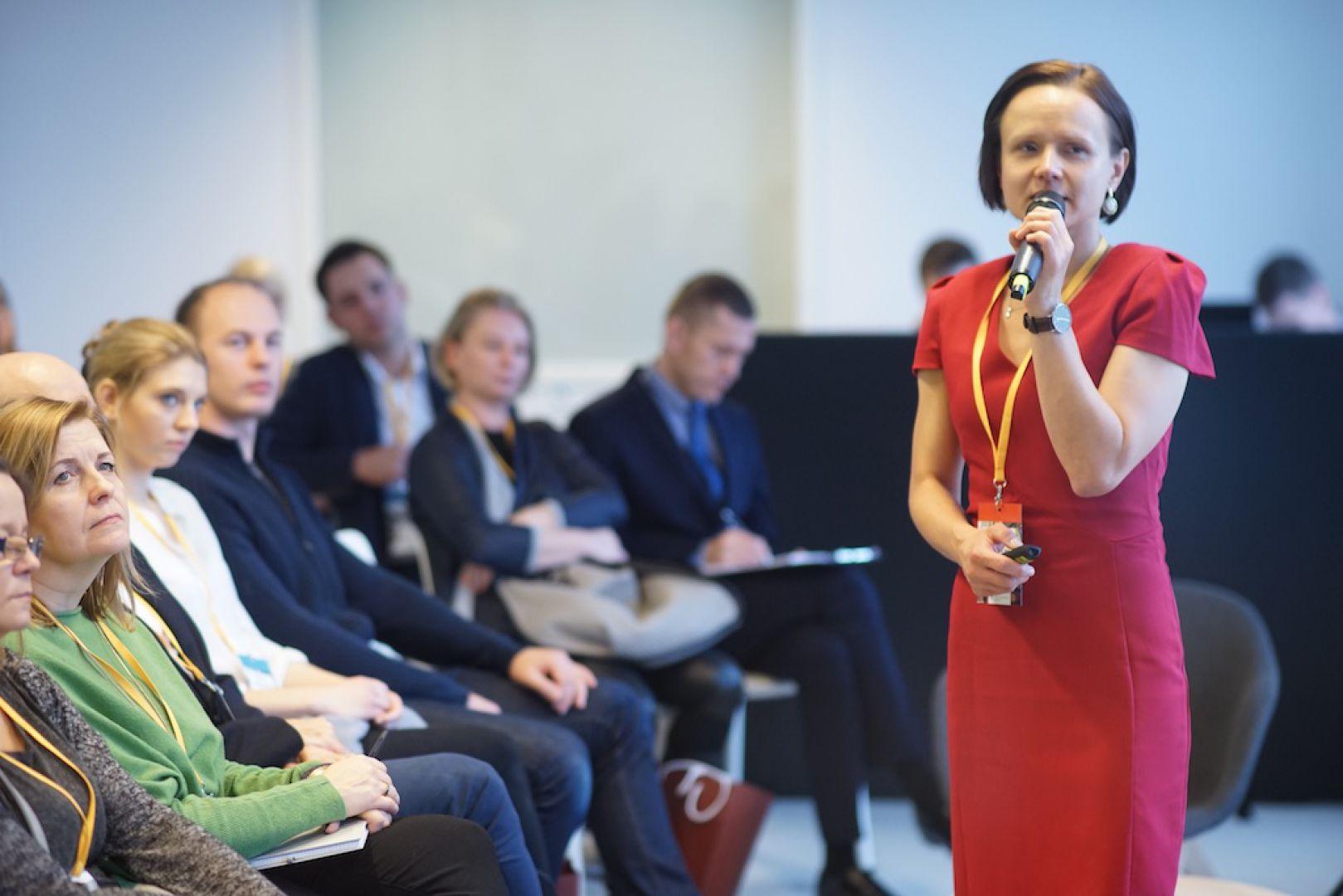 Forum Dobrego Designu: czy prawo chroni pomysły architektów? Fot. Tomasz Wawer.
