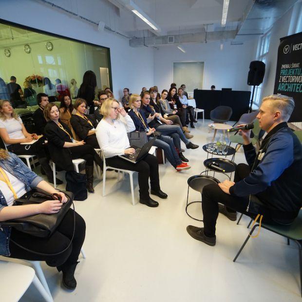 V Forum Dobrego Designu: Design Workshop z René Hougaardem