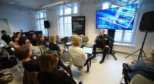 Gość specjalny Forum Dobrego Designu, René Hougaard, designer, właściciel, Arde design studio poprowadził podczas imprezy warsztaty dla projektantów.