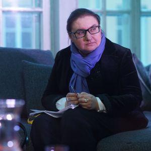 Anna Forin. V Forum Dobrego Designu: sesja Design Starter. Fot. Tomasz Wawer.