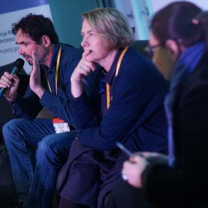 V Forum Dobrego Designu: sesja Design Starter. Fot. Tomasz Wawer.