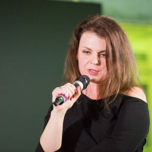 Agnieszka Golub, Ruke. Fot. Tomasz Wawer.