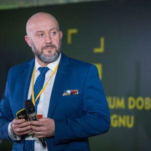 Michał Szymański, Laufen. Fot. Tomasz Wawer.