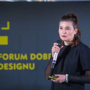 Izabela Żak, Flugger. Fot. Tomasz Wawer.