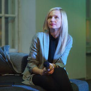 Anna Vonhausen, dyrektor kreatywna, VANK. Fot. Tomasz Wawer.