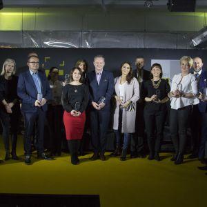 Gala rozdania nagród Dobry Design 2018: wszyscy zwycięzcy. Fot. Paweł Pawłowski.