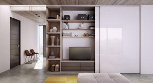 Łazienka w sypialni, akwarium nad łóżkiem czy w umywalce, schowane w szafie biurko lub warsztat czy efektowne malunki na ścianie – to tylko niektóre sposoby, by stworzyć wyróżniające się i oryginalne wnętrze.