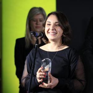 W kategorii Przestrzeń Dziecka nagrodę główną otrzymała seria mebli i frontów Tatto firmy Ilusi. Nagrodę odebrała właścicielka firmy Ilusi, Katarzyna Kozłowska.