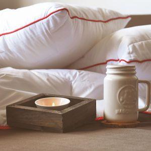 Aranżacja sypialni: wybierz dobrą pościel. Fot. Wendre