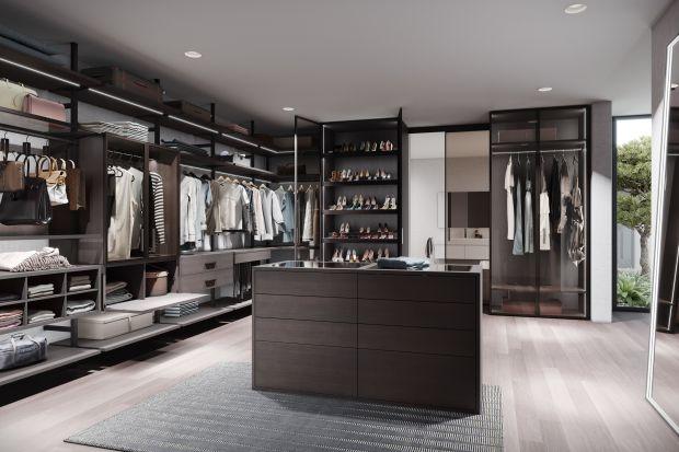 Garderoba w domu - szafy dopasowane do potrzeb
