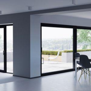 WYRÓŻNIENIE: Drzwi tarasowe HST Premium/Oknoplast